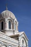 Notre Dame - Marseille, Frankreich Lizenzfreies Stockfoto