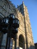 notre dame montreal собора Стоковое фото RF
