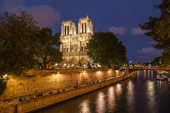Notre Dame Stock Image