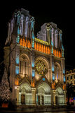 Notre Dame in Nizza Lizenzfreies Stockfoto