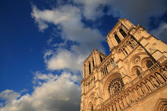 Notre Dame, París Foto de archivo libre de regalías