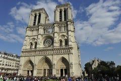 Notre Dame, París Imagenes de archivo