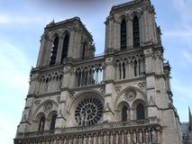 Notre Dame imagenes de archivo