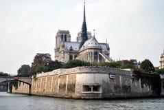 Notre Dame Parigi Fotografia Stock Libera da Diritti
