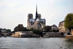 Notre Dame Parigi Fotografia Stock