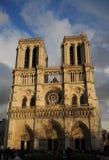 Notre Dame Parigi Immagini Stock Libere da Diritti