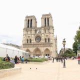 Notre Dame, Parigi Fotografia Stock