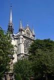Notre Dame Parigi Immagini Stock
