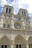 Notre Dame, Parigi, Francia Fotografia Stock