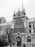 Notre Dame Parigi, Francia Fotografia Stock
