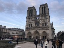 Notre Dame fotografie stock libere da diritti