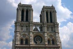 Notre Dame Parijs - 2 royalty-vrije stock fotografie