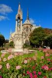 Notre Dame, Parijs Royalty-vrije Stock Foto's