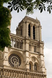 Notre Dame Parijs royalty-vrije stock fotografie