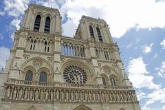 Notre Dame, Parijs, Frankrijk Royalty-vrije Stock Afbeeldingen