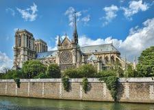 Notre-Dame (Paris) Stock Images