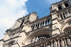 Notre-Dame, Paris Stock Photo