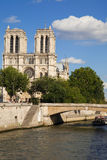 Notre Dame of Paris Stock Photo