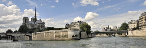 Notre Dame, Paris Fotografia de Stock