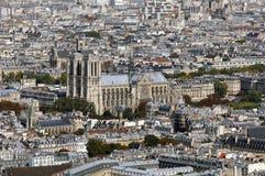 Notre Dame, Paris Royalty Free Stock Photos