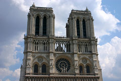 Notre Dame Paris - 2 Royalty Free Stock Photography