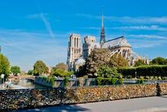 Notre Dame, Paris Stock Image
