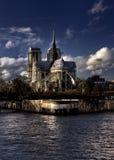 Notre Dame Paris Foto de Stock Royalty Free