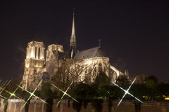 Notre Dame, Paris Stockfoto