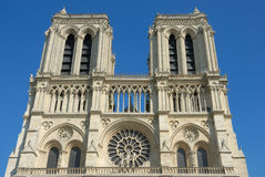 Notre Dame, paris Royalty Free Stock Images
