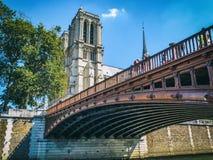 Notre Dame - Paris Fotografia de Stock