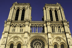 Notre-Dame of Paris Stock Photos