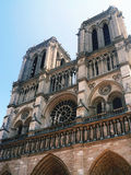 Notre Dame, Paris Fotos de Stock Royalty Free