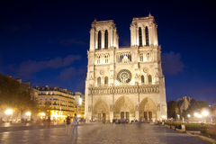 Notre Dame, Paris Photo libre de droits