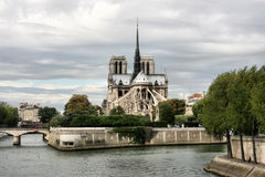 Notre Dame, Paris Royalty Free Stock Photography