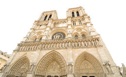 Notre-Dame, Paris Royalty Free Stock Photography
