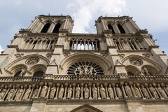 Notre Dame Paris Royalty Free Stock Photos