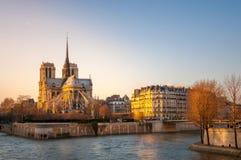 Notre Dame Paris Stock Image
