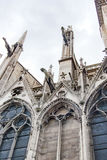 Notre-Dame of Paris Cathedral Stock Photos
