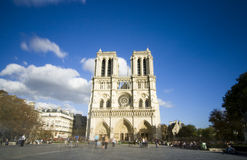 Notre Dame - Paris, France Stock Photos