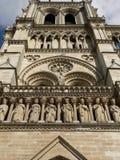 Notre Dame, Paris (France) Stock Photo