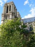 Notre Dame, Paris (France) Stock Photography