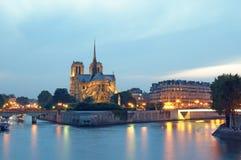 Notre Dame, Paris - France Royalty Free Stock Photo