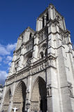 Notre Dame, Paris, France stock photography