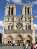 Notre Dame, Paris (France) Royalty Free Stock Image