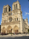 Notre Dame, Paris (France) Stock Images