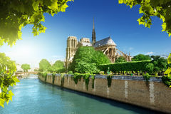 Notre Dame Paris, France photos libres de droits