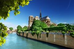 Notre Dame Paris Royalty Free Stock Image