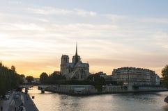 Notre Dame, Paris, France fotografia de stock royalty free