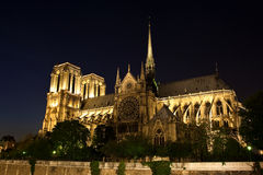 Notre Dame Paris France Stock Images