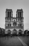 Notre Dame, Paris France Stock Photography